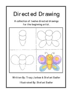 Free April Directed Drawing activtiy.  Bunny theme....