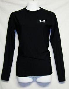 Womens Medium Under Armour Shirt NEW Ladies Medium Shirt Black Medium Shirt NICE$24.99
