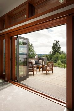 Northwest Perspective - Contemporary - Deck - Seattle - Gelotte Hommas Architecture