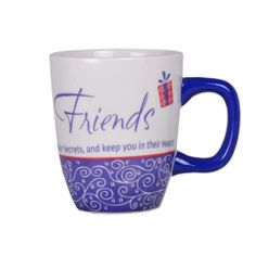Emotion Mugs - Friends Rs. 349.00   Message on the Mug Friends warm you with their presence, trust you with their secrets, and keep you in their hearts