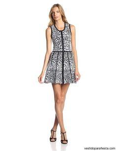 Vestidos cortos estampados con vuelo moda otoño 2014 | Vestidos Para Fiestas 2014 https://vestidoparafiesta.com/vestidos-cortos-estampados-con-vuelo-moda-otono-2014/