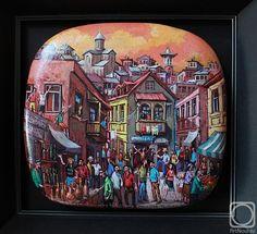 Хинвели Каха. Старый Тбилиси