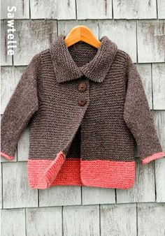 love this girl's sweater, free pattern