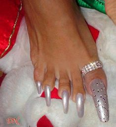 long toenails --- strange - this is awful Just For Laughs, Just For You, Oh Hell No, Que Horror, Long Toenails, What The Heck, Crazy People, Dumb People, Photos Du