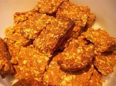 Old-Fashioned Crunchies