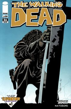 The Walking Dead : Comic Artwork