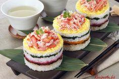 Sushi-cake.