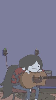 ️ wallpaper for your phone / Wallpapers Adventure Time / Cartoon wallpaper - Adventure Time Cartoon, Art Adventure Time, Adventure Time Wallpaper, Adventure Time Marceline, Adventure Time Characters, Cartoon Wallpaper Iphone, Kawaii Wallpaper, Cute Cartoon Wallpapers, Aesthetic Iphone Wallpaper