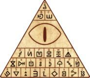 Read Dipper and Mabel's Guide from the story Gravity Falls Secrets by GravityFalls-Decoder (Wild Cipher) with reads. Gravity Falls : Journal, Gravity Falls Codes, Gravity Falls Secrets, Gravity Falls Theory, Gravity Falls Bill Cipher, Alphabet Code, Alphabet Symbols, Secret Code, The Secret