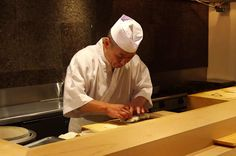 Watch a Tokyo Chef Explain the Rules of Eating Sushi -- Grub Street