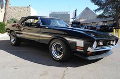 1972 Mustang Convertible