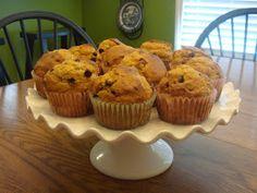 Homeward Hearts: Easy, Healthy, Delicious Pumpkin Muffins