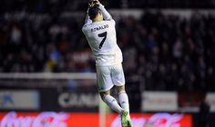 Cristiano Ronaldo celebra su gol ante el Osasuna por la Copa del Rey. (AP) #Peru21