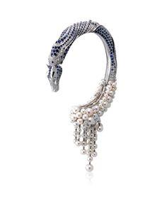 Van Cleef & Arples Chevaux de Neptune bracelet from the Atlantide collection