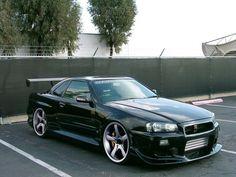 Nissan Skyline GT R