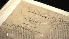Manuscrit de Proust (Genève, Fondation Bodmer)