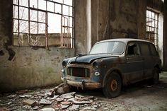 Forgotten Fiat 1100