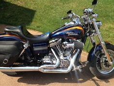 Harley-Davidson : Dyna 2010 Harley Screaming Eagle Fat Bob