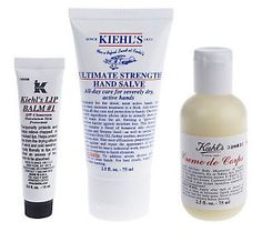 Kiehls Since 1851 Winter Essentials Trio
