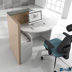 Image result for systems furniture front desk