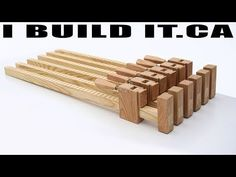These Wooden Clamps Are Amazing - Here's How I Made Them - YouTube
