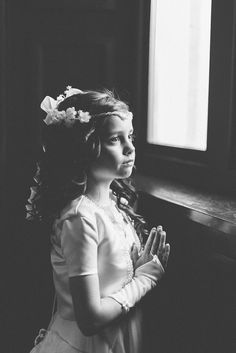 Maja | First Holy Communion » Willmann-Photography