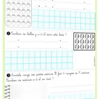 La multiplication CE1 : fiches d'entrainement
