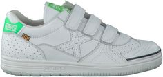 Witte Munich Sneakers G3 KID VELCRO