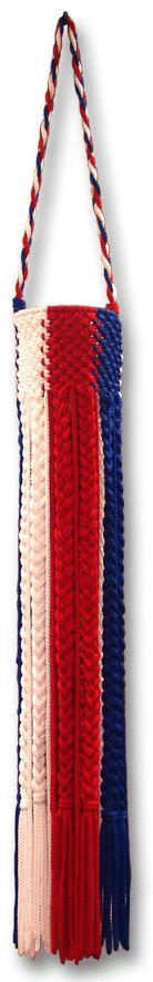 Free Macrame Cord Patterns - Carol's Rugs and rug-making supplies