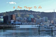Wellington doesn't have to be expensive! Read about 6 free things to do in Wellington, New Zealand including hikes, museums, markets and gardens.