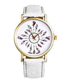 reloj original blanco   #bisuteriaregalomujer