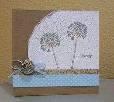 Soft Birthday Card by cmk7471 - Cards and Paper Crafts at Splitcoaststampers