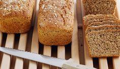 Helkornbrød – Opplysningskontoret for brød og korn Korn, Kefir, Baking, Bakken, Backen, Sweets, Pastries, Roast