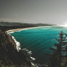 beach, landscape, and spring image