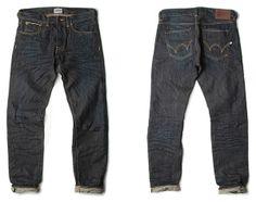 LANÇAMENTO - #Edwin lança linha jeans beneficiada à mão com a Martelli Lavorazioni - www.guiajeanswear.com.br - #GuiaJeansWear : O Portal do Jeans