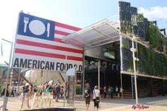 EXPO 2015 Padiglione Stati Uniti   www.romyspace.it
