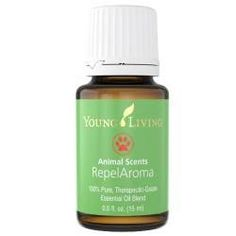 RepelAroma - A natural flea and tick treatment for your dog Brand New Day Essential Oils