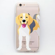 Flexible, Skin thin, Puppy iPhone Case Collection!