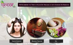 #AlcorSpa Hub of Services..!! For Appointments Call: 9555710710