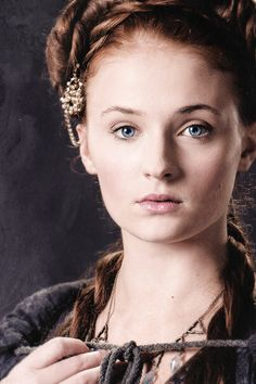 Sansa Stark | Game of Thrones Season 4 Portraits [x]