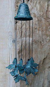 windmobiel met vlinders