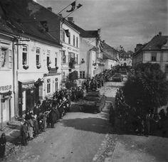Nové Hrady 1938