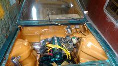 Chevette wire tuck