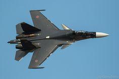 """Russian Air Force Sukhoi """"Flanker-H"""" Military Jets, Military Weapons, Military Aircraft, Russian Fighter Jets, Russian Air Force, Male Faces, Sukhoi, Top Gun, Spacecraft"""
