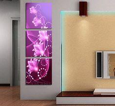 3 pièce peinture moderne peinture décorative photo impression sur toile contemporain