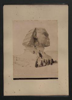 Sphinx. Ca. 1890-99