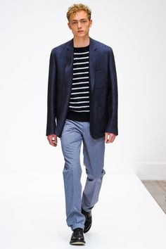 Margaret Howell's SS14 at London Collections: Men