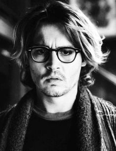 "Johnny Depp in ""Secret Window"""