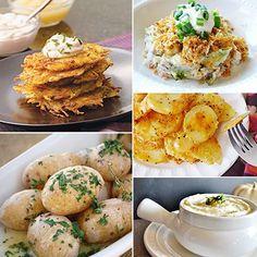 18 Smashing Potato Side Dishes for Thanksgiving Dinner