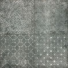 Great distressed look pattern on the Scone Orkney Decor tiles
